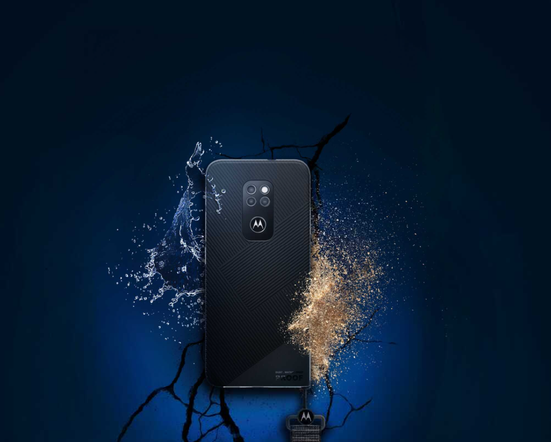 Motorola met de defy partner van het NK Surf 2021!